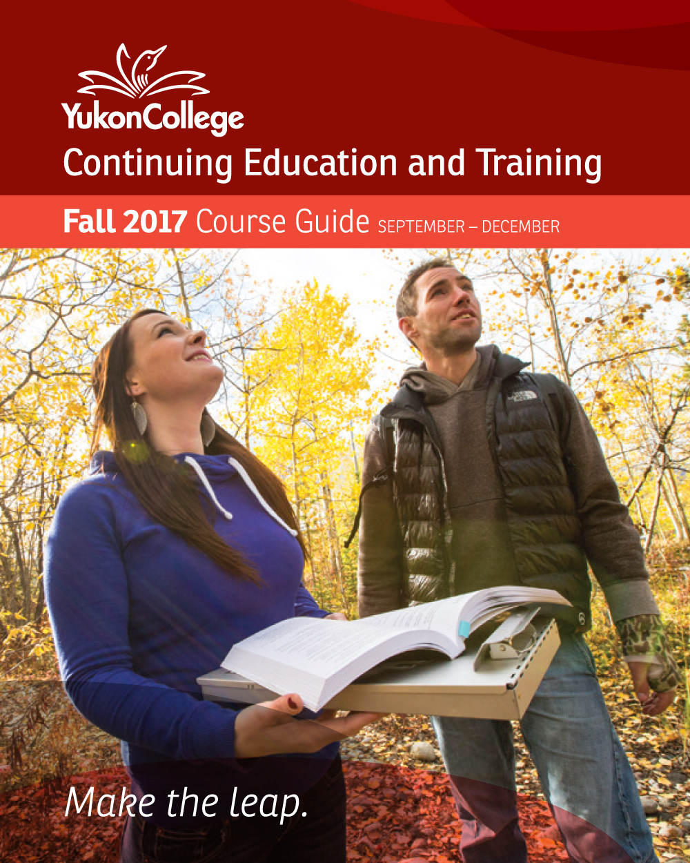 Click here to view the Fall 2017 Continuing Education and Training Guide