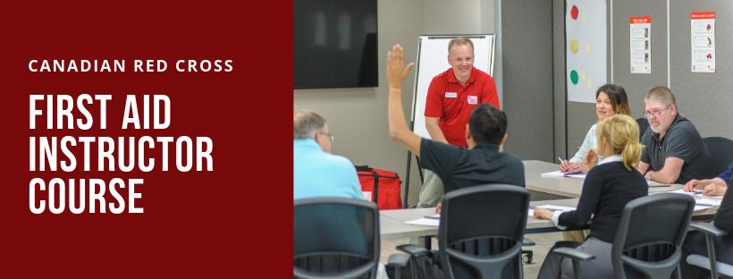 Red Cross First Aid Instructor | Yukon University