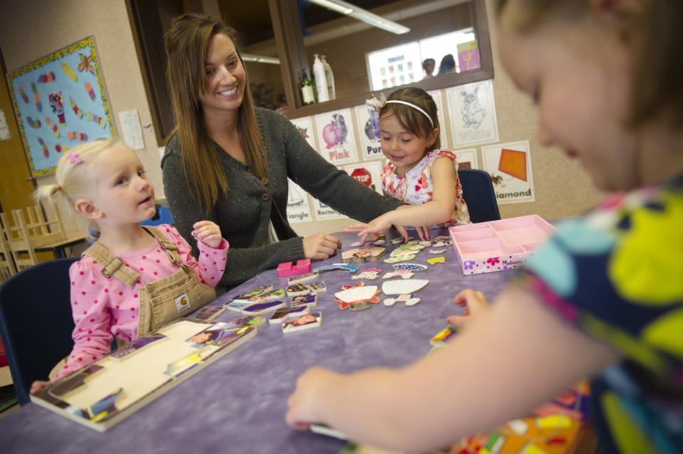 Early Learning And Child Care Yukon College