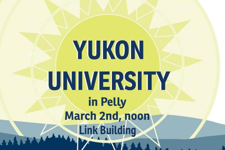 YukonU Info session graphic