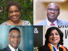 Black Canadian post-secondary leaders